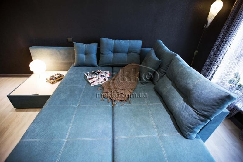 Кутовий диван з поворотним механізмом (Mercury) Меркурій ф-ка Мекко (Ортопедичний) - 3000*2150мм  Гайсин-3