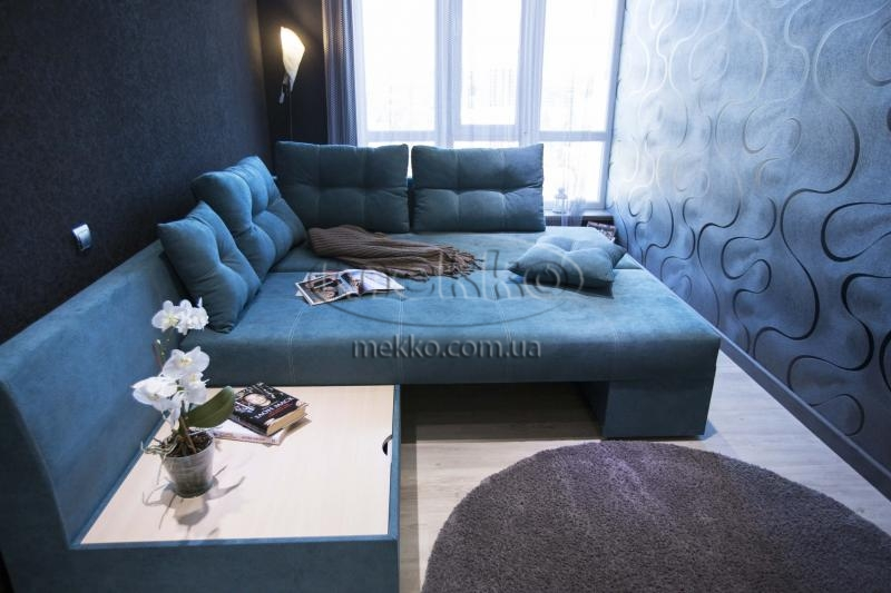 Кутовий диван з поворотним механізмом (Mercury) Меркурій ф-ка Мекко (Ортопедичний) - 3000*2150мм  Гайсин-4