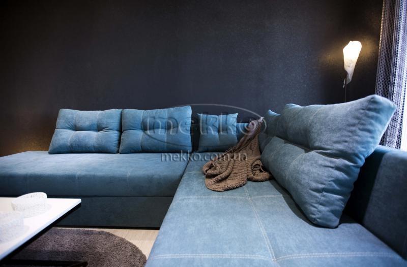 Кутовий диван з поворотним механізмом (Mercury) Меркурій ф-ка Мекко (Ортопедичний) - 3000*2150мм  Гайсин-5