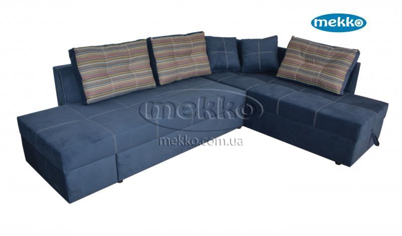 Кутовий диван з поворотним механізмом (Mercury) Меркурій ф-ка Мекко (Ортопедичний) - 3000*2150мм  Гайсин-13