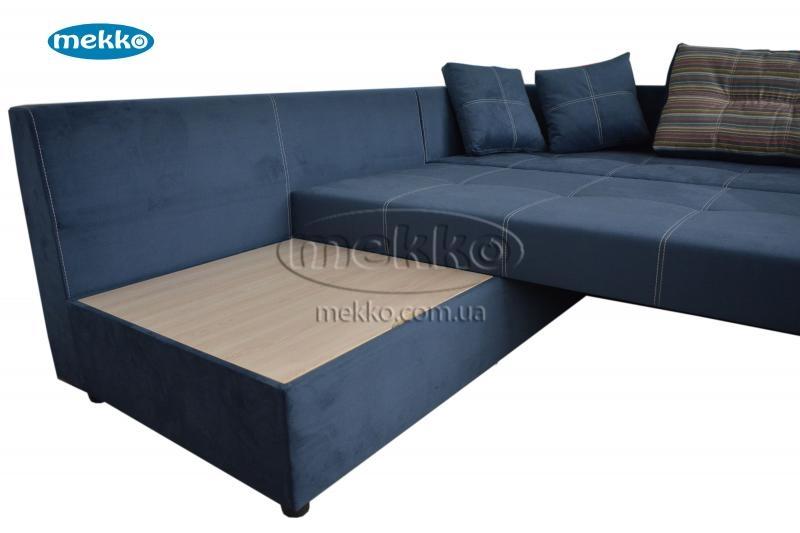 Кутовий диван з поворотним механізмом (Mercury) Меркурій ф-ка Мекко (Ортопедичний) - 3000*2150мм  Гайсин-17