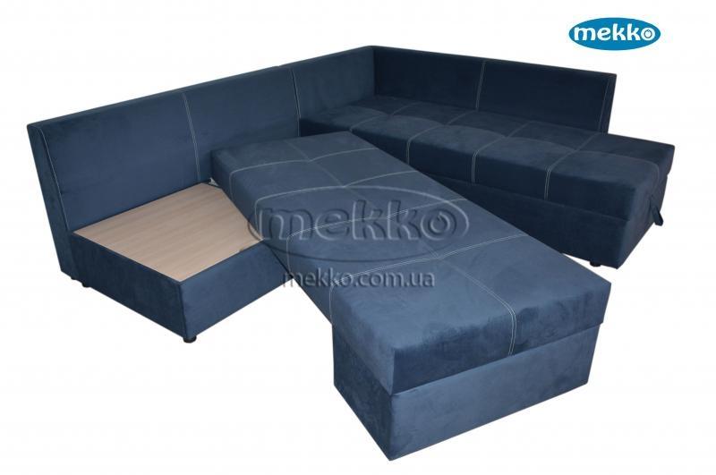 Кутовий диван з поворотним механізмом (Mercury) Меркурій ф-ка Мекко (Ортопедичний) - 3000*2150мм  Гайсин-15