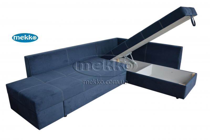 Кутовий диван з поворотним механізмом (Mercury) Меркурій ф-ка Мекко (Ортопедичний) - 3000*2150мм  Гайсин-14