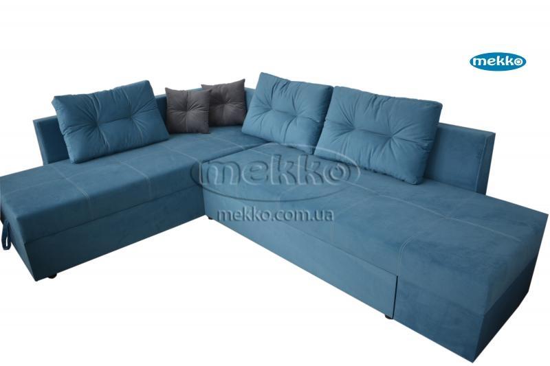 Кутовий диван з поворотним механізмом (Mercury) Меркурій ф-ка Мекко (Ортопедичний) - 3000*2150мм  Гайсин-10