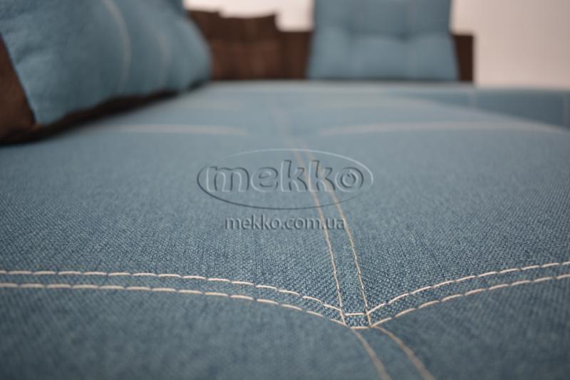 Кутовий диван з поворотним механізмом (Mercury) Меркурій ф-ка Мекко (Ортопедичний) - 3000*2150мм  Гайсин-9