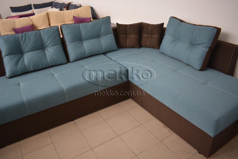 Кутовий диван з поворотним механізмом (Mercury) Меркурій ф-ка Мекко (Ортопедичний) - 3000*2150мм  Гайсин-8