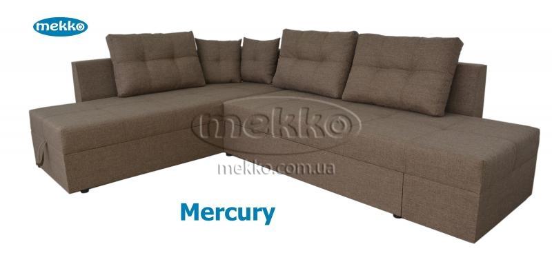 Кутовий диван з поворотним механізмом (Mercury) Меркурій ф-ка Мекко (Ортопедичний) - 3000*2150мм  Гайсин-12